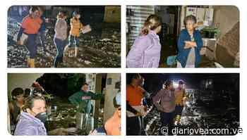 135 viviendas afectadas en Los Teques por las lluvias - Diario Vea