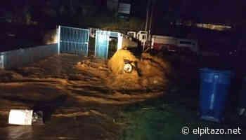 Los Teques | Desbordamiento del río San Pedro arrasa con pertenencias de 15 familias - El Pitazo