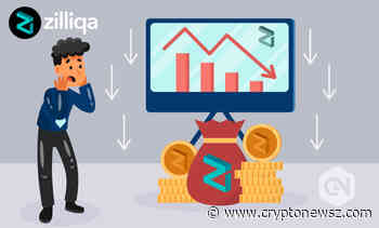 Zilliqa (ZIL) Faces Tough Resistance at 100 DMA Line! - CryptoNewsZ