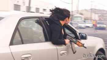 Captan a mujer portando ilegalmente un AK47 en San Francisco - AS Usa