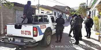 Supuesto pandillero muerto en enfrentamiento en Guaymango, Ahuachapán - La Prensa Grafica