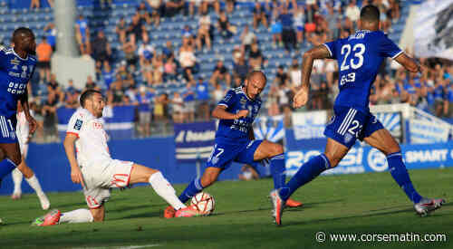 Football (Ligue 2). Ce sera chaud pour le SC Bastia - Corse-Matin