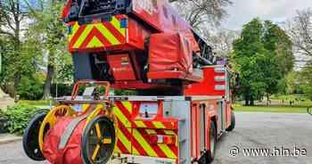 Antwerpse brandweer krijgt 135 oproepen voor wateroverlast - Het Laatste Nieuws