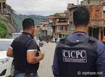 Cicpc mató a presunto delincuente en enfrentamiento en Santa Teresa del Tuy - El Pitazo