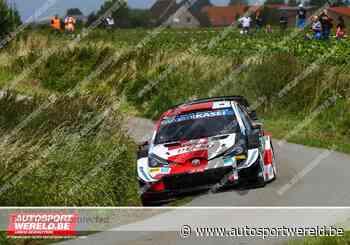 WRC Ieper KP11: een eerste voor Toyota, Neuville pakt frakties - Autosportwereld