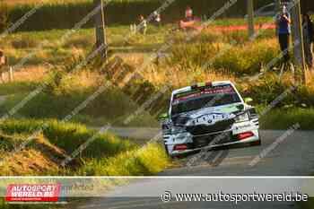 BRC Ieper: Sébastien Bédoret gaat als leider naar dag 2 - Autosportwereld