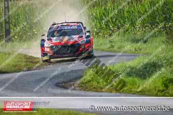 WRC Ieper: het programma van vrijdag - Autosportwereld