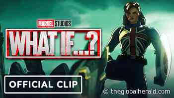 Marvel Studios' What If...? - Official Clip (2021) Hayley Atwell - The Global Herald - The Global Herald