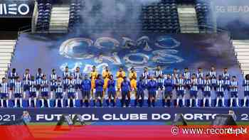 Francisco Conceição é o 10 do FC Porto: confira o número de todos os jogadores - Record