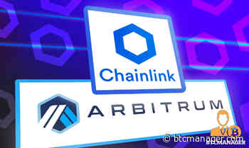 Arbitrum One Integrates Chainlink (LINK) Data Oracles - BTCMANAGER