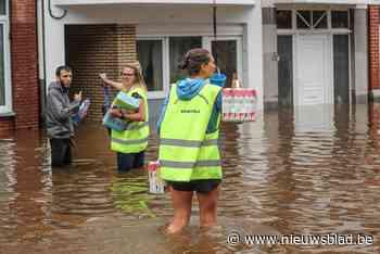 Zaventem geeft financiële steun voor slachtoffers watersnood - Het Nieuwsblad