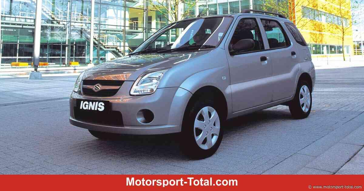 Suzuki Ignis: Kennen Sie den noch? - Motorsport-Total.com