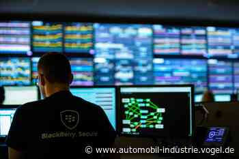Blackberry nutzt Karten von Baidu für Aion-Modelle von GAC - www.automobil-industrie.vogel.de