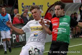 """Andres Dewaele (FC Gullegem): """"Na twee voetbreuken sta ik voor het jaar van de waarheid"""" - Het Nieuwsblad"""