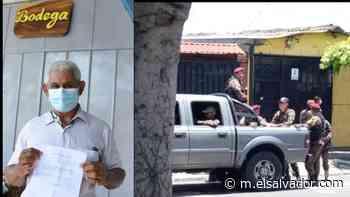 Militarización e intimidación denuncian empleados despedidos de la alcaldía de Soyapango - elsalvador.com