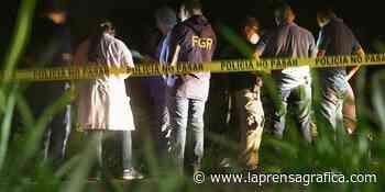 Hallan cadáver de hombre en carretera a Olocuilta - La Prensa Grafica