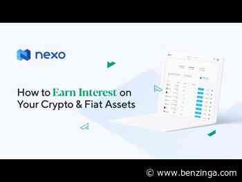 Is Nexo.io Worth It? • Nexo Review • Benzinga Crypto - Benzinga