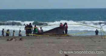 Joven muere ahogada en playa El Espino, Usulután - Solo Noticias