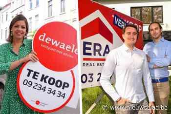 Antwerpen of Gent: waar vind je makkelijkst vastgoed met een budget van 350.000 euro?