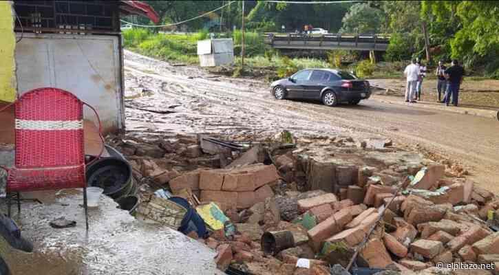 Los Teques | 120 llamadas de emergencia recibió servicio 911 durante lluvias del #11Ago - El Pitazo