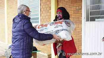 Passo Fundo Solidária: arrecadação de cobertores e agasalhos segue até quarta-feira — Revista News - Revista News