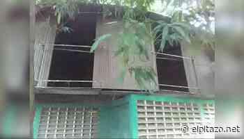 Delincuentes se llevan el techo de la Escuela Técnica Industrial de Acarigua - El Pitazo