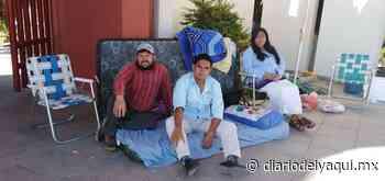 Caminará de Huatabampo hasta Sonoyta - Diario del Yaqui
