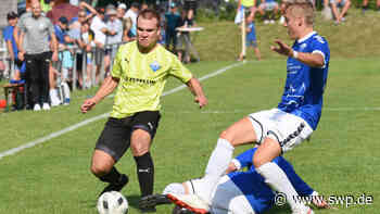 Sport Neckar-Alb - Verbandsliga Württemberg : Geglückter Heimauftakt des VfL Pfullingen gegen VfB Friedrichshafen - SWP