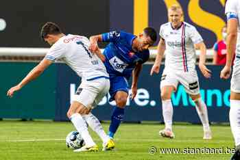 AA Gent verliest terugwedstrijd van Valerenga, maar stoot wel door in Conference League - De Standaard