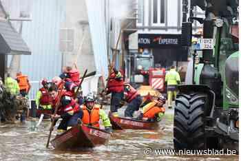 Gent helpt: inzamelactie voor slachtoffers noodweer levert a... (Gent) - Het Nieuwsblad