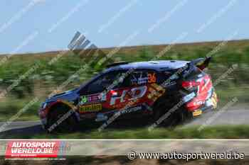BRC Ieper: Grégoire Munster, winnaar van de eerste Pirelli Powerstage - Autosportwereld