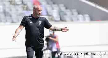 """Mathieu Chabert (SC Bastia) : """"Il n'y a pas d'inquiétude à avoir"""" - Foot National"""