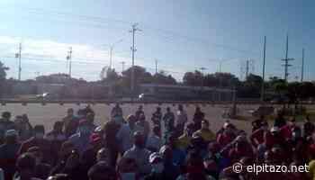 Trabajadores de Pdvsa exigen asistencia médica durante asamblea en Cabimas - El Pitazo