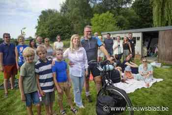 Bert (59) fietst zevenduizend kilometer naar Jeruzalem en Eg... (Boortmeerbeek) - Het Nieuwsblad