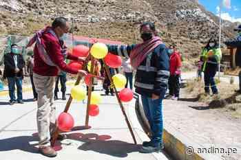 Activos Mineros entregó remediación de suelos mineralizados en La Oroya - Agencia Andina