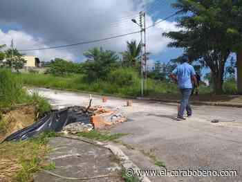 Lluvias aumentan riesgo de incomunicación en urbanización Altamira de Naguanagua - El Carabobeño