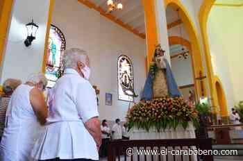 Naguanagua celebró el día de su patrona Nuestra Señora de Begoña - El Carabobeño