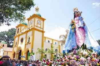 ¡Oh Salve Nuestra Señora de Begoña patrona de Naguanagua! - El Carabobeño