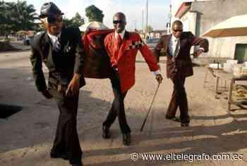 Los Dandis del Congo, un grupo de hombres elegantes en trajes de diseñador - El Telégrafo