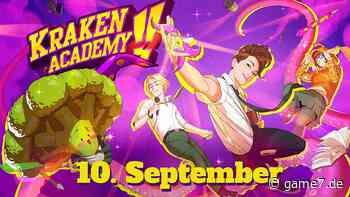 Termin für Kraken Academy - Neuer Trailer zum Adventure-RPG - Game7
