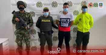 A la cárcel fue enviado alias 'Guama' en el Caquetá - Caracol Radio