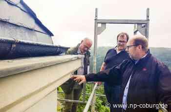Wilhelmsthal - Hilfe für die kaputte Kirche - Neue Presse Coburg
