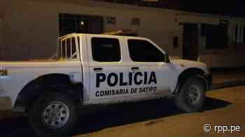 Junín: Investigan posible feminicidio tras hallazgo del cuerpo de una profesora en Satipo - RPP Noticias