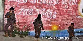 Sin información de capturas en Soyapango - La Prensa Grafica