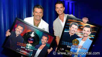 Award-Regen für Thomas Anders & Florian Silbereisen! - Schlagerportal.com