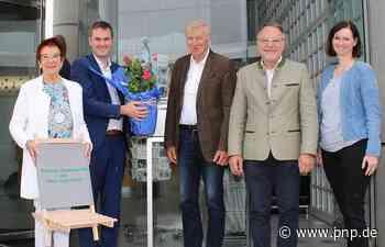 Dank an Mann der ersten Stunde - Passauer Neue Presse