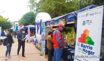 INE participa en feria interinstitucional realizada en Villamontes – Tarija - Radio FmBolivia