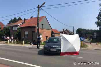 Scooterrijder (85) overleden na zware klap met auto in Herentals - Gazet van Antwerpen