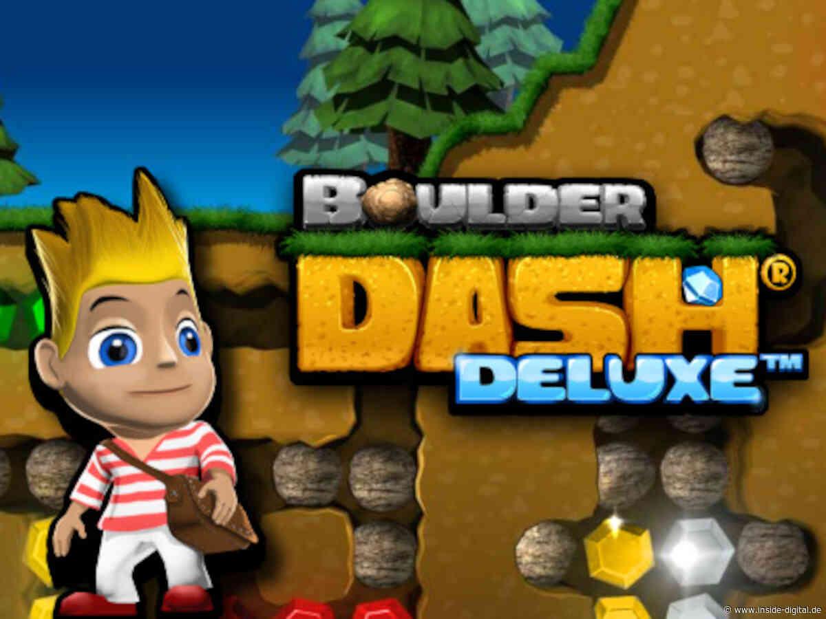 Boulder Dash Deluxe: Dieser Spiele-Klassiker bekommt einen brandneuen Look - inside digital