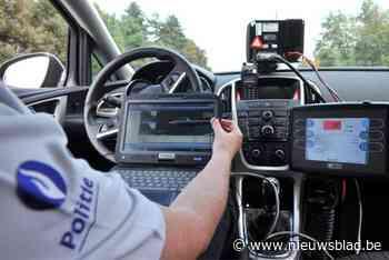 In Latem rijdt bijna de helft van de gecontroleerde chauffeurs te snel